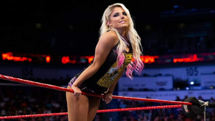 Alexa Bliss reflects on WWE needing to build more stars