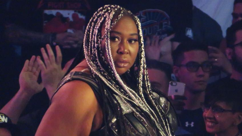 Awesome Kong on nervousness ahead of AEW appearance, DDP's mentoring