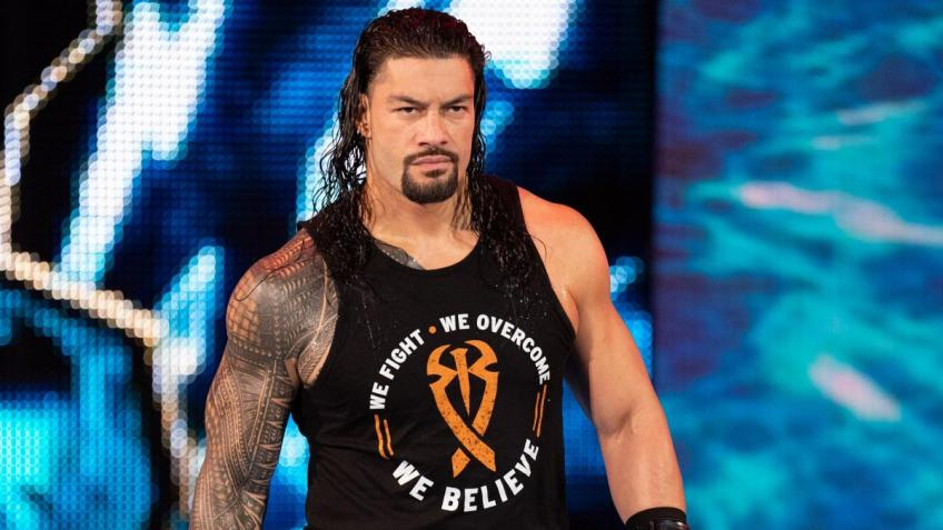 Reigns reveals how his diet has changed after his battle with leukemia