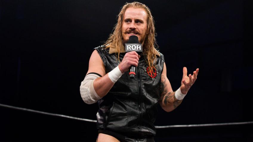 Mark Haskins discusses his signing with ROH