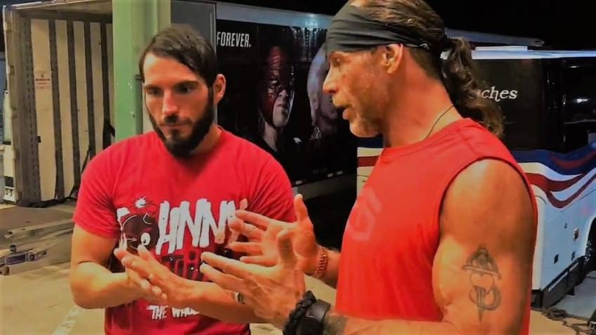 Johnny Gargano on Shawn Michaels: His mind works on a different level