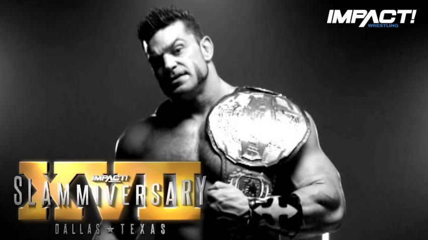 Changes to Slammiversary PPV Card