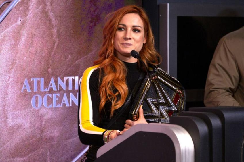 Becky Lynch speaks about her rivalry with Ronda Rousey