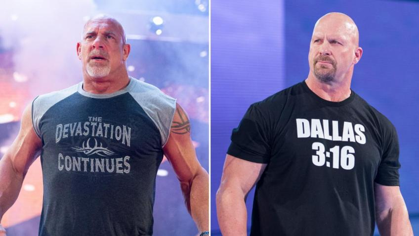 Eric Bischoff compares Goldberg to Stone Cold Steve Austin
