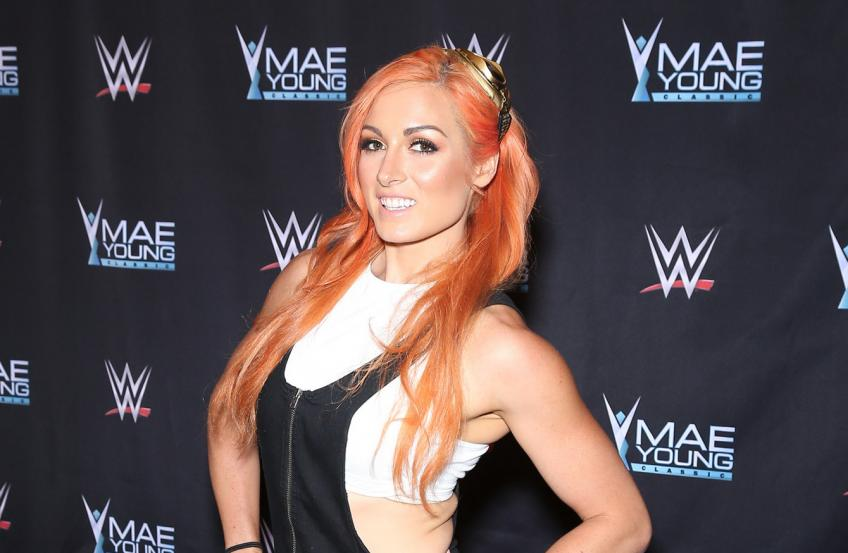Becky Lynch recalls her WWE tryout