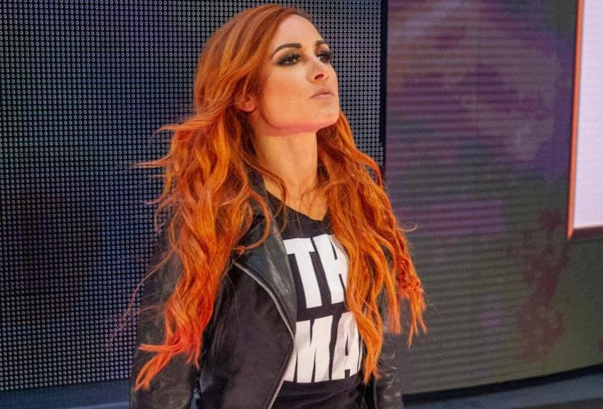 Becky Lynch on Nearly Being Fired a Few Times