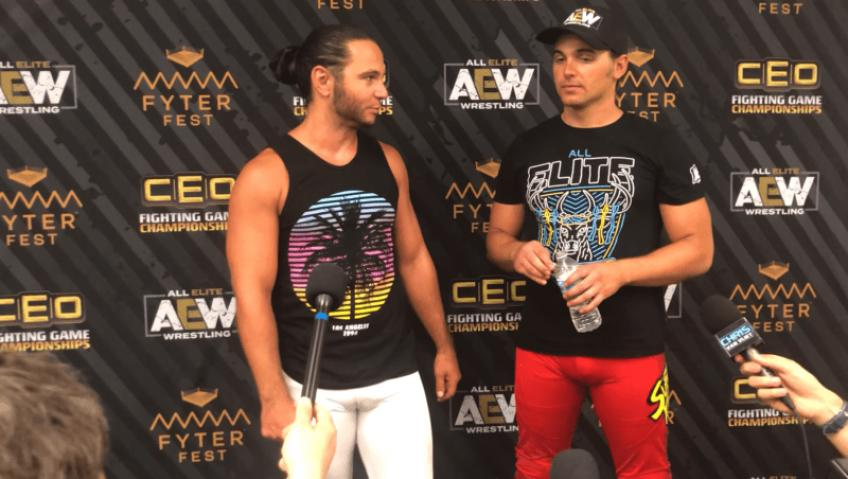 The Young Bucks reveal the teams they'd have loved to wrestle