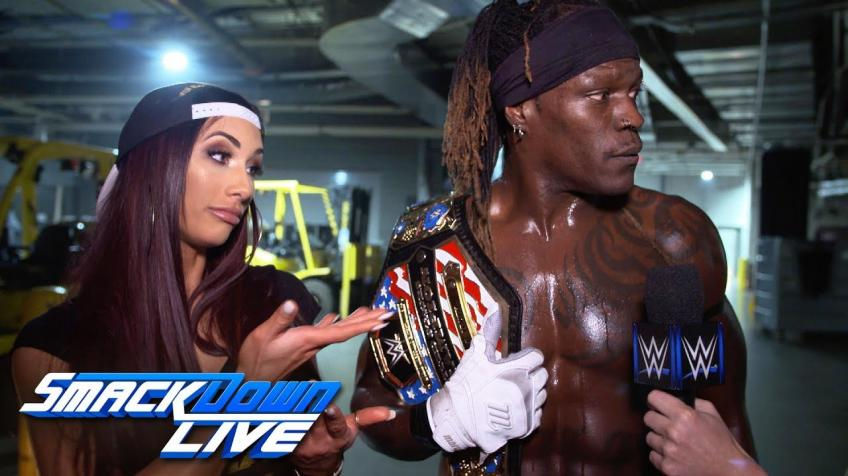 R-Truth Talks About 24/7 title