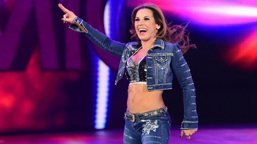 Mickie James Out Till 2020?
