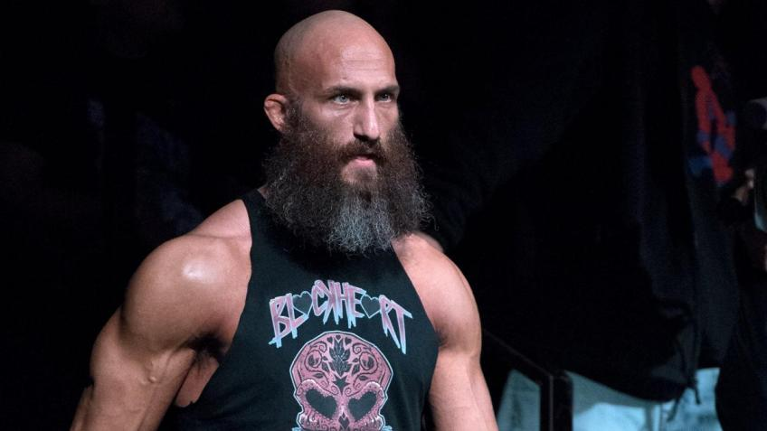 Tommaso Ciampa speaks about his recovery process