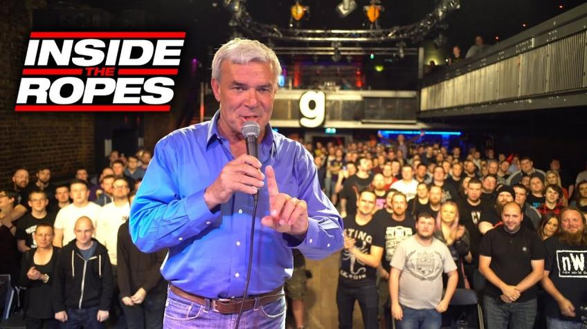 Eric Bischoff on Being Hired by TNA