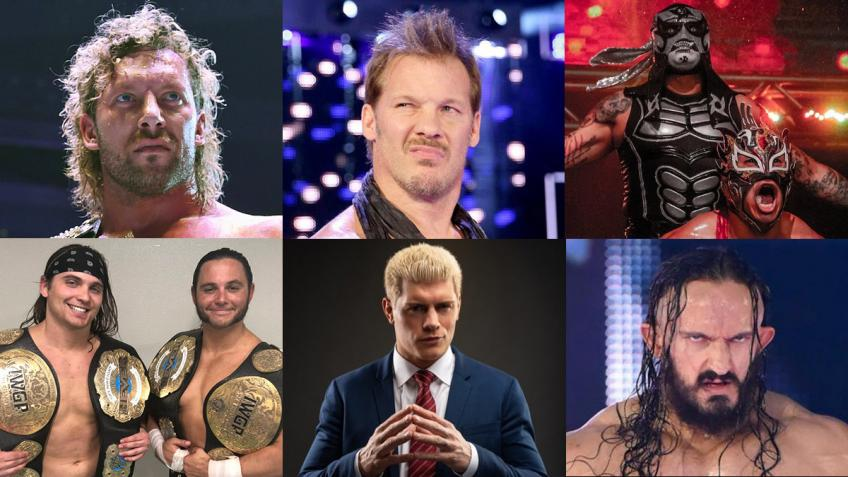 AEW Official Roster and Team List
