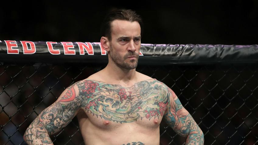 CM Punk on Relationship with AEW