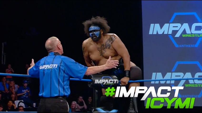 Kongo Kong on Johnny Impact and Impact Wrestling