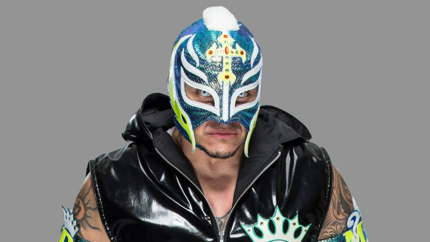 Rey Mysterio on Being Unmasked