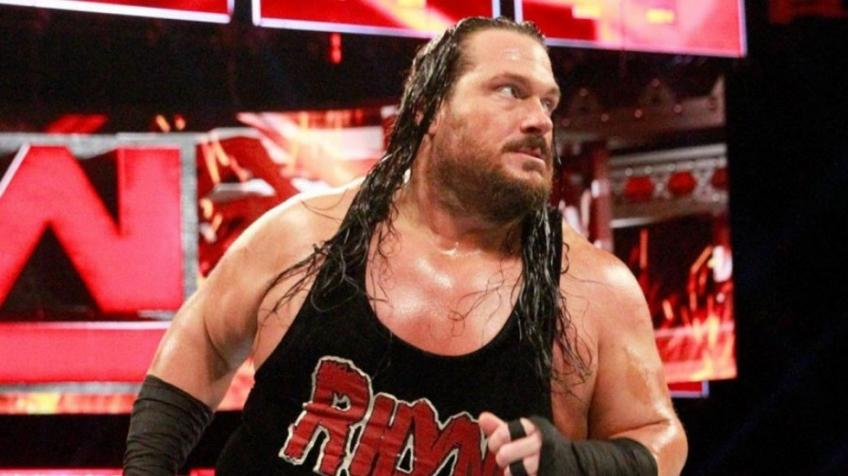 Rhyno explains why he signed with Impact Wrestling