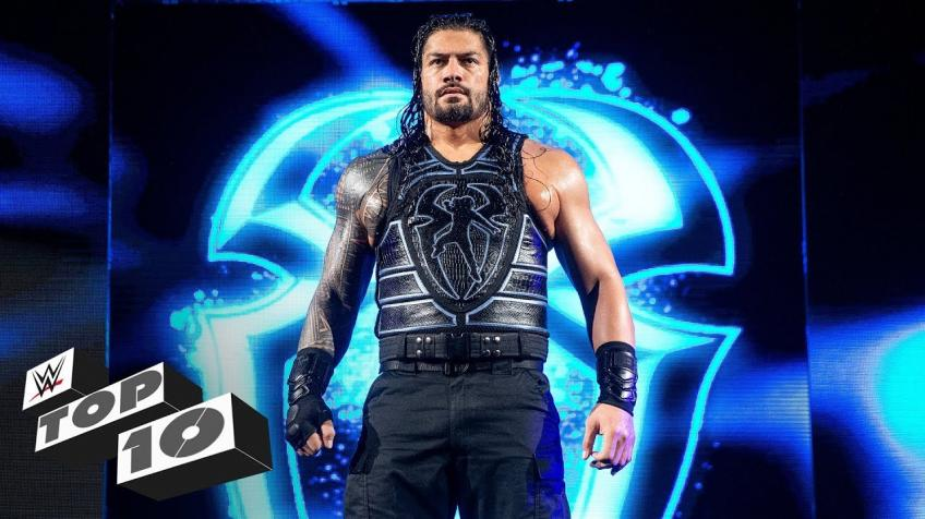 Roman Reigns on Full-Time Schedule