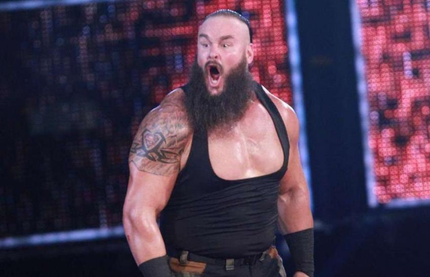 Braun Strowman on not needing a title to boost his character