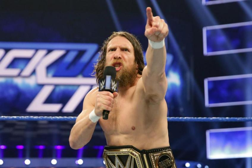 WWE's Possible Daniel Bryan and Roman Reigns Plans