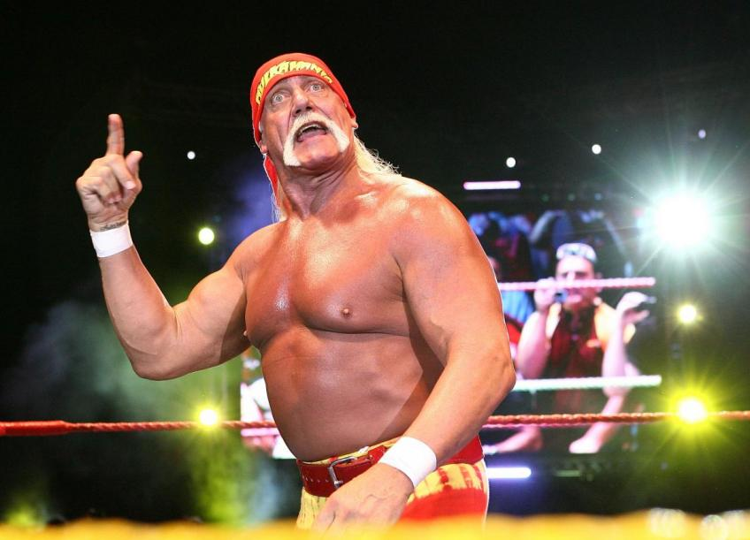 Hulk Hogan on The Day He Knew His Career was Over