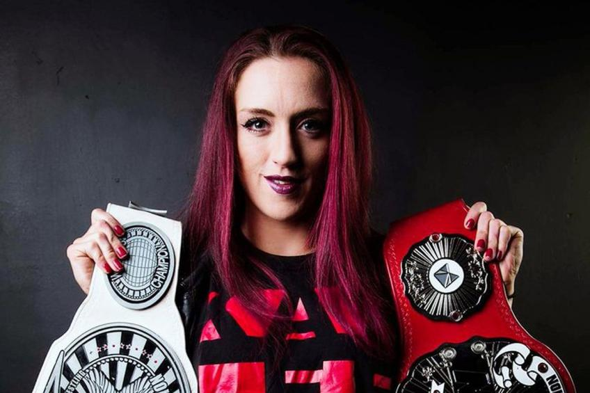 Kay Lee on Title Shot and Becky Lynch