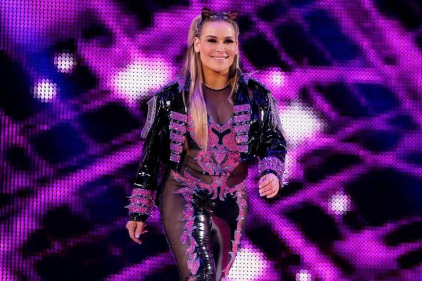 Natalya discusses her match with Becky Lynch