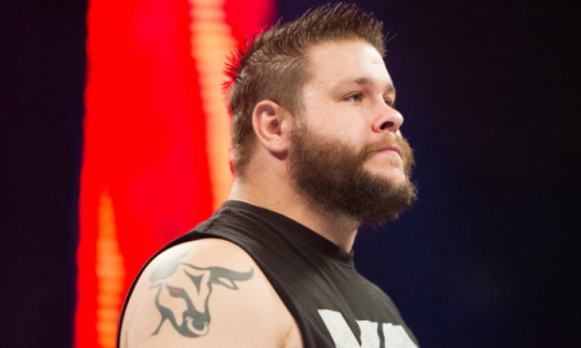 Kevin Owens on his brief heel run after his return this year