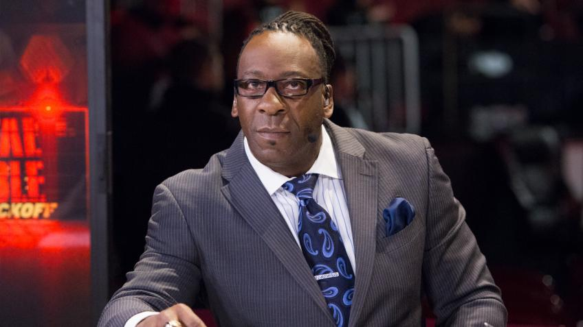 Booker T on being on camera for the Shockmaster's debut