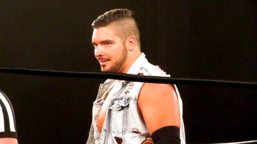 Ethan Page talks about which Impact Wrestling Stars he was a fan