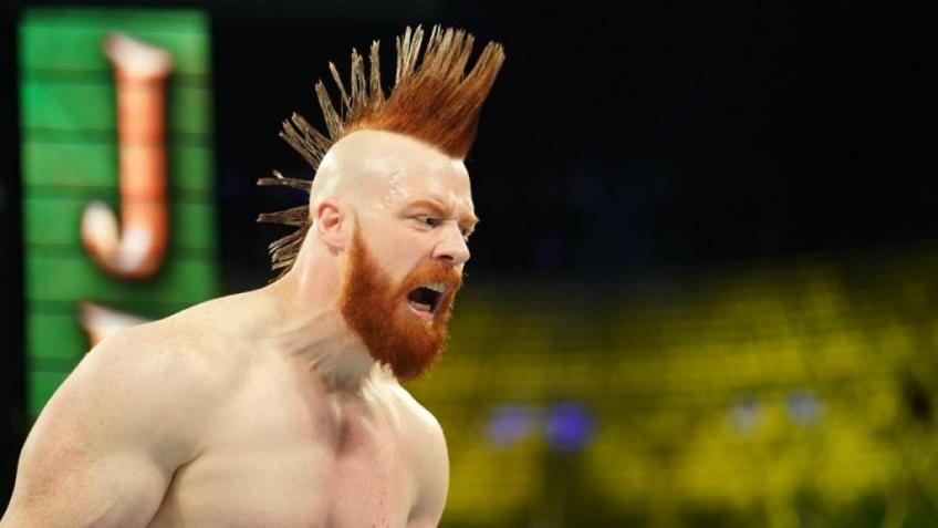 Sheamus on wanting the Intercontinental title
