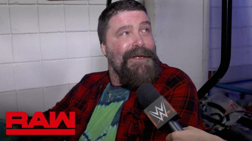 Mick Foley on Being Asked for an Autograph at Weird Spot