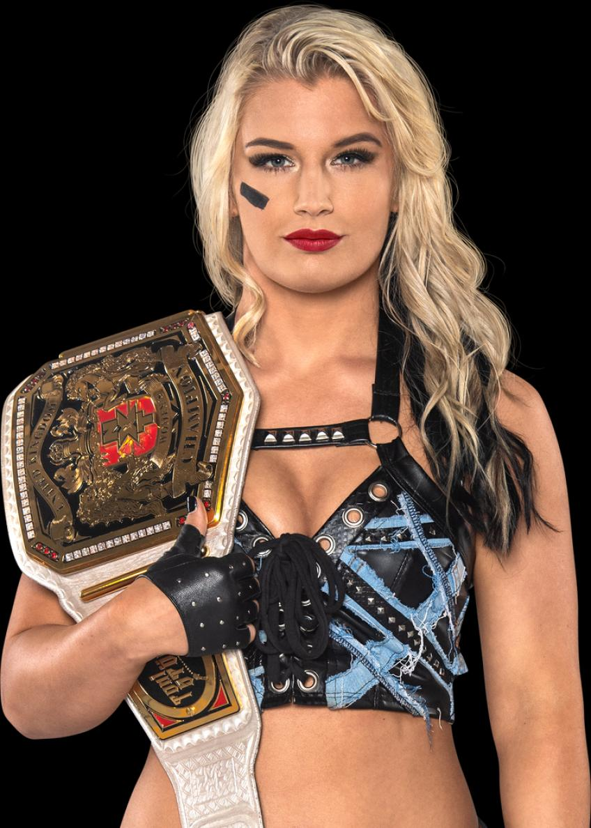 Toni Storm on Still Being NXT UK Champion