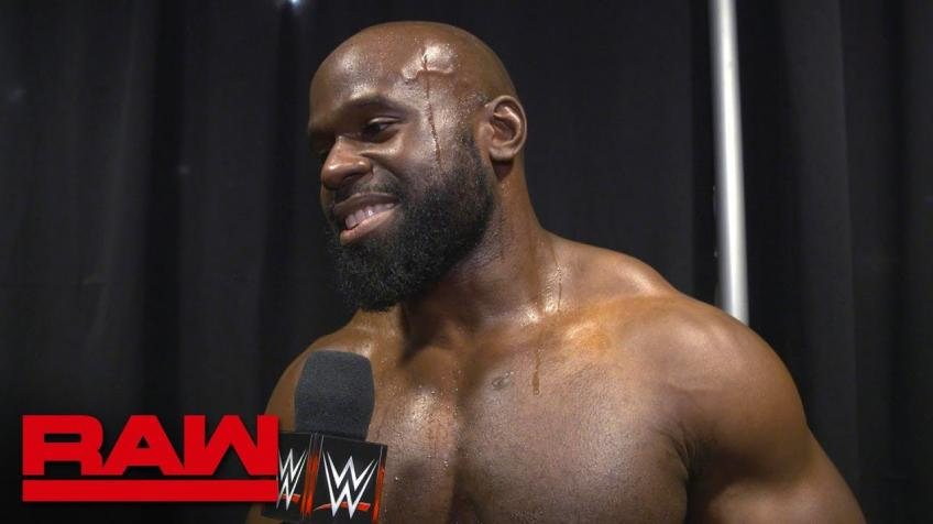 Apollo Crews Reveals that He is Dissatisfied