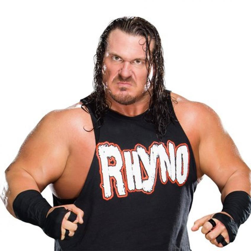 Rhyno says no bad blood between WWE and him, parting amicable