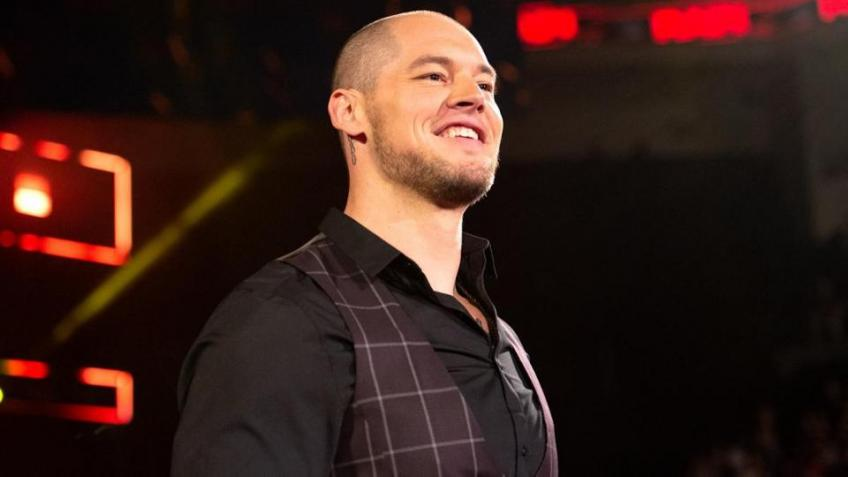 Baron Corbin on King of the Ring