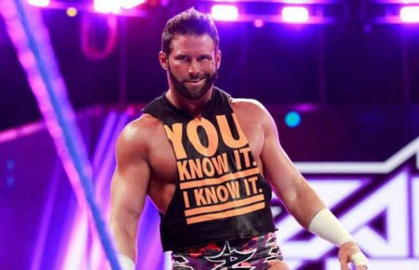 Zack Ryder on re-buying older figures