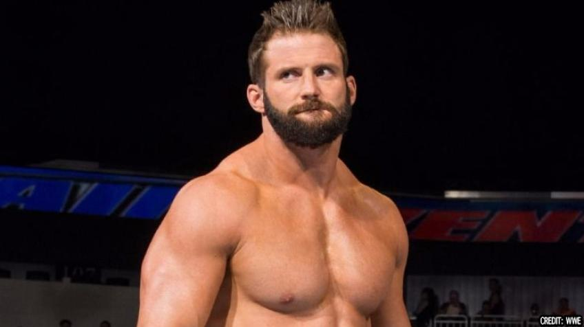 Zack Ryder on what got him into figure collecting