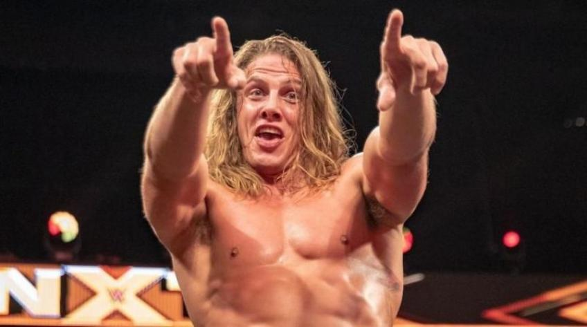Matt Riddle talks about AEW