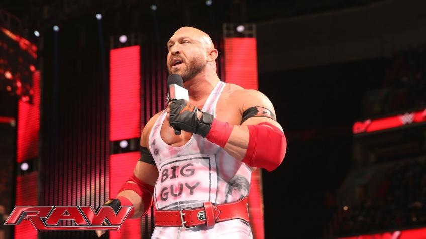 Ryback on Ric Flair and Lynch Issue
