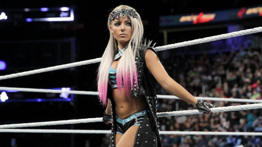 Alexa Bliss on Talented NXT Wrestlers