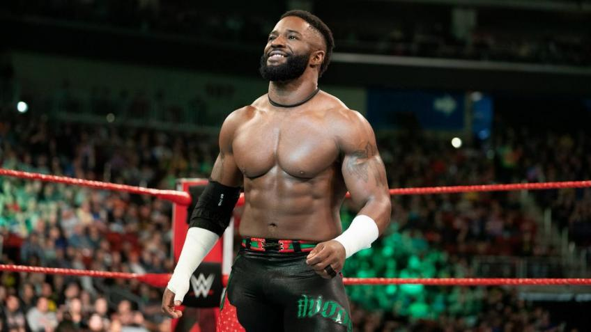 Cedric Alexander discusses his recent push