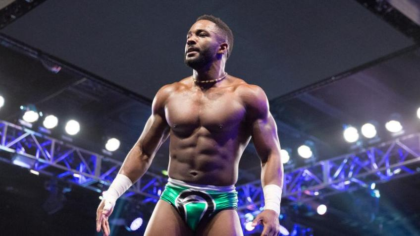 Cedric Alexander analyzes the progress he's made in his career