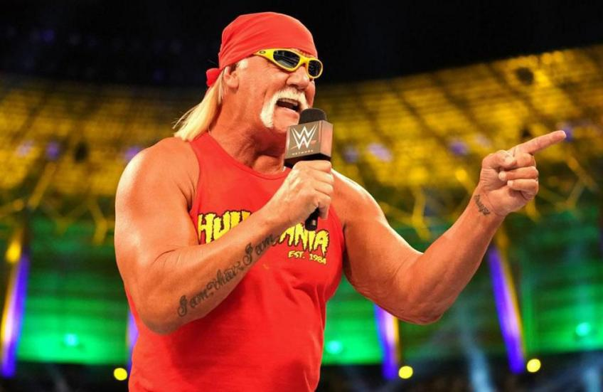 Hulk Hogan's son Nick reflects on his father's return at WWE Crown Jewel