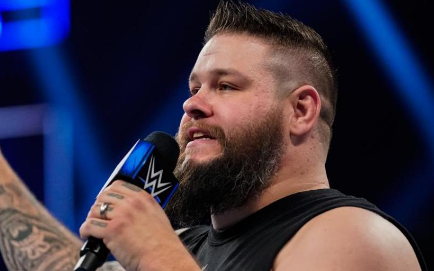 Kevin Owens on doing things his way