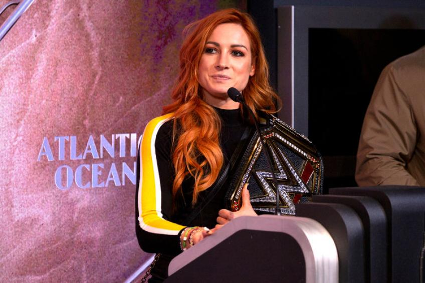 Becky Lynch speaks about equality in WWE