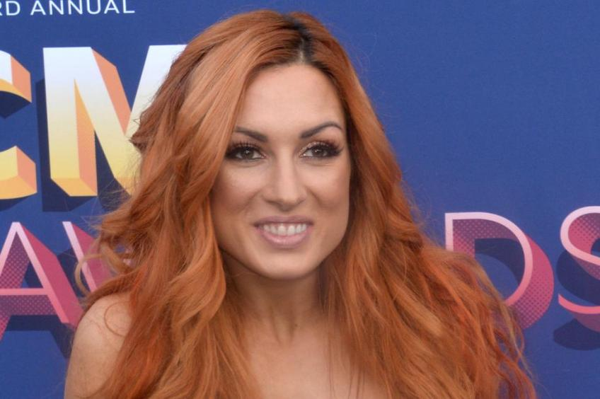 Becky Lynch recalls her past year in WWE