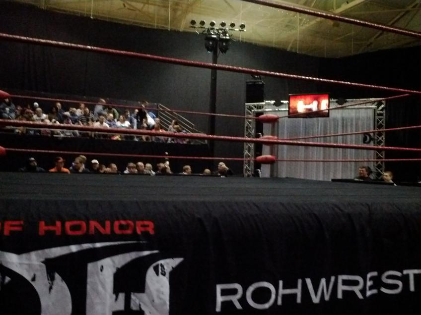 ROH Death Before Dishonor Card is Set
