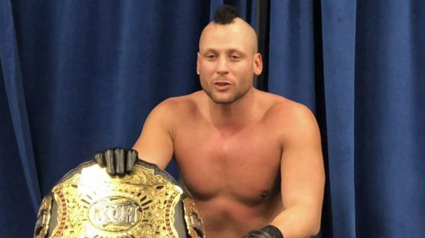 Matt Taven on ROH Death Before Dishonor