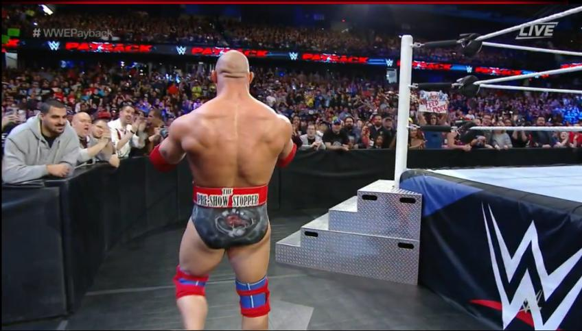 The Malicious Exclusive: Ryback History