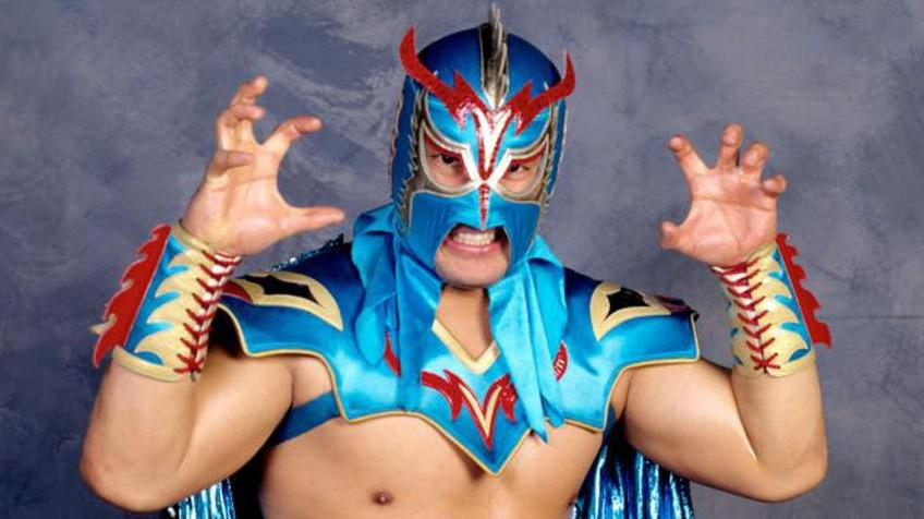 Dragon Gate Signs Ultimo Dragon